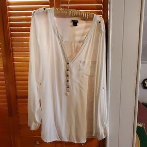 Flowy Torrid blouse
